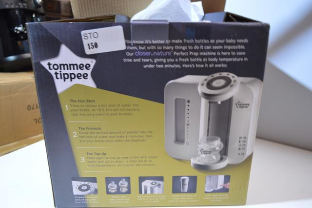tommee tippee perfect prep machine instructions
